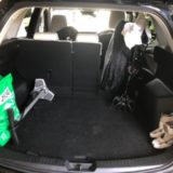 マツダ CX-5で車中泊!ロードバイクを積みながら寝てみた。