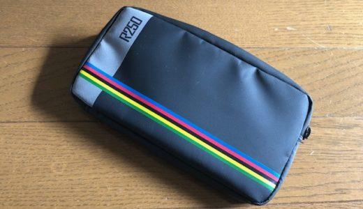 マラソン大会・ロングライドにはR250の防水ポーチが財布の代わりに便利すぎる