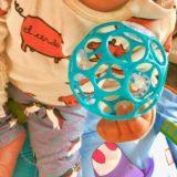 5ヶ月~6ヶ月の赤ちゃんにおすすめのおもちゃ ~プレゼントにも最適~
