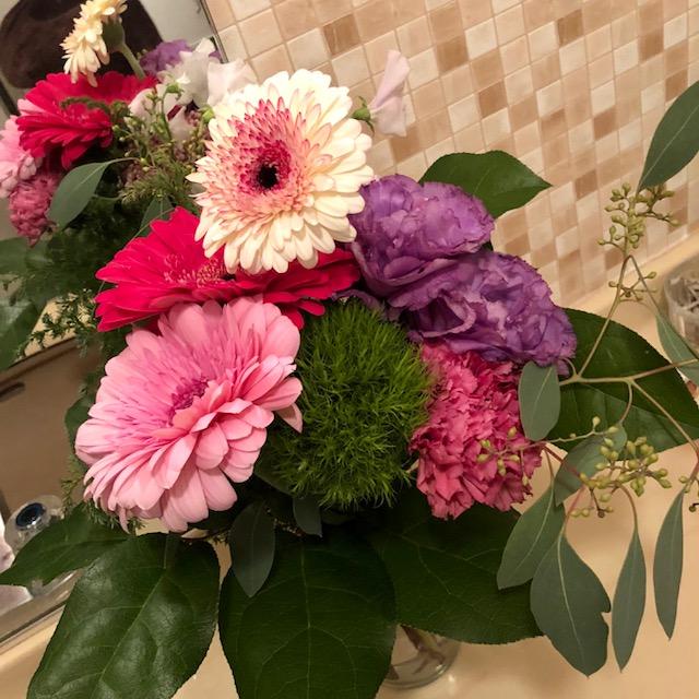 3週間後の花束