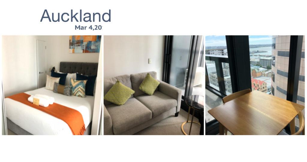 オークランドのホテル