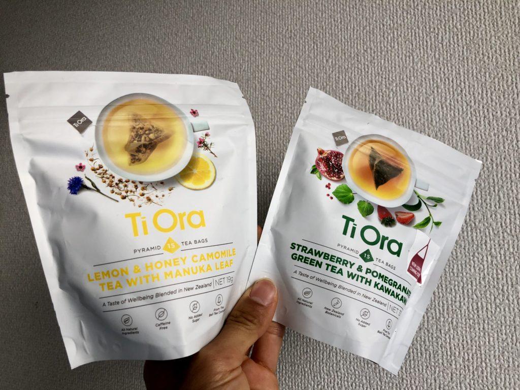 ニュージーランドのお土産 紅茶