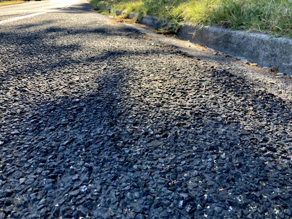 ニュージーランドの道路