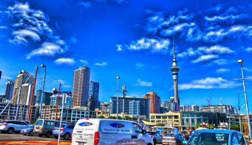 IM NZ滞在記4 オークランド観光